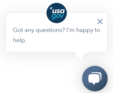 Our First Round of Updates to the USAGov Chatbot