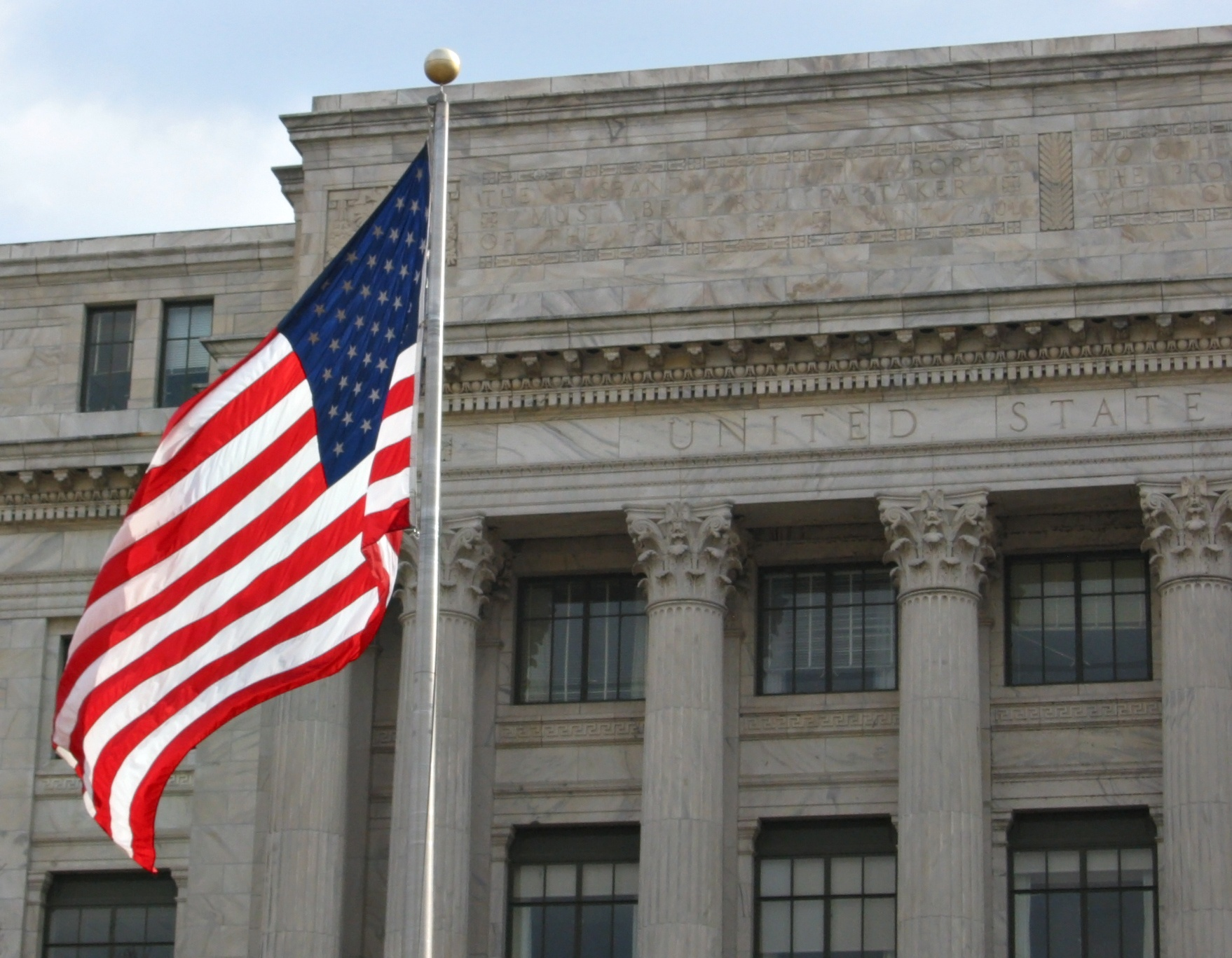 Government exterior